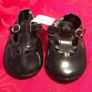 Baby Girls patent leather Mary Janes